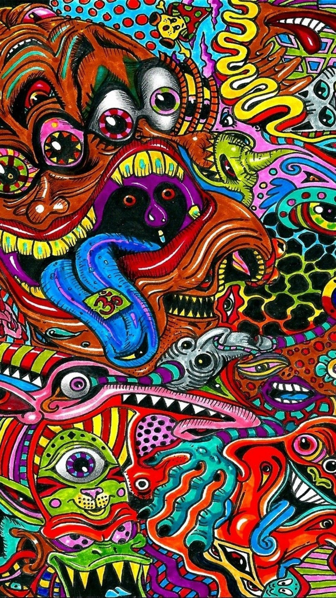 Awesome 7 Psychedeli