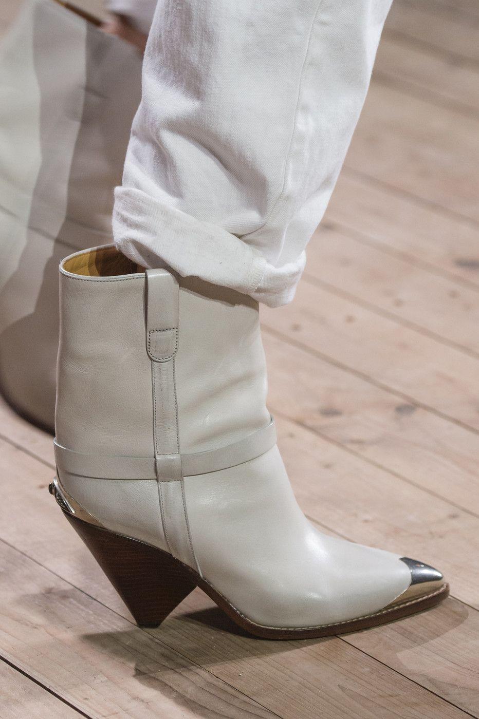 Isabel Marant At Paris Fashion Week Fall 2018 Fashion Boots Paris Fashion Week Isabel Marant Boots