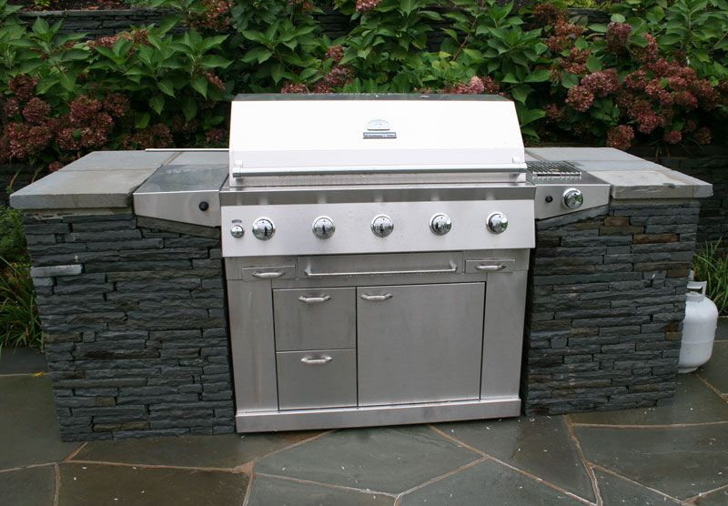 Pictures Of Homemade Stone Bbq Grills   Google Search
