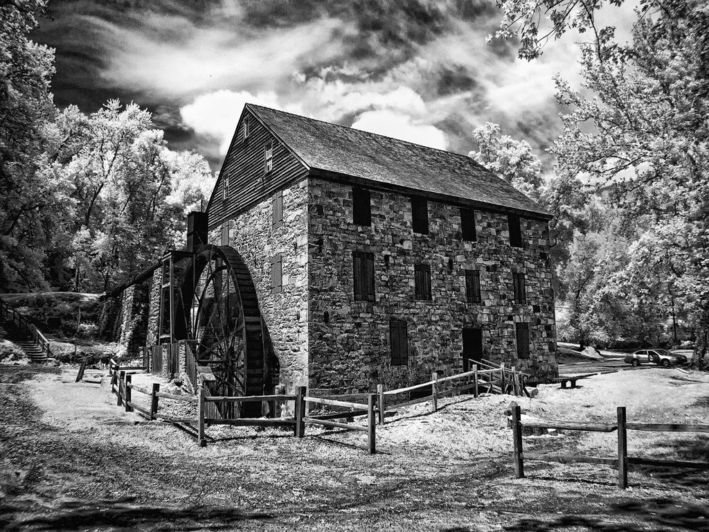 Rock Run Mill, IR by James Hilliard on 500px