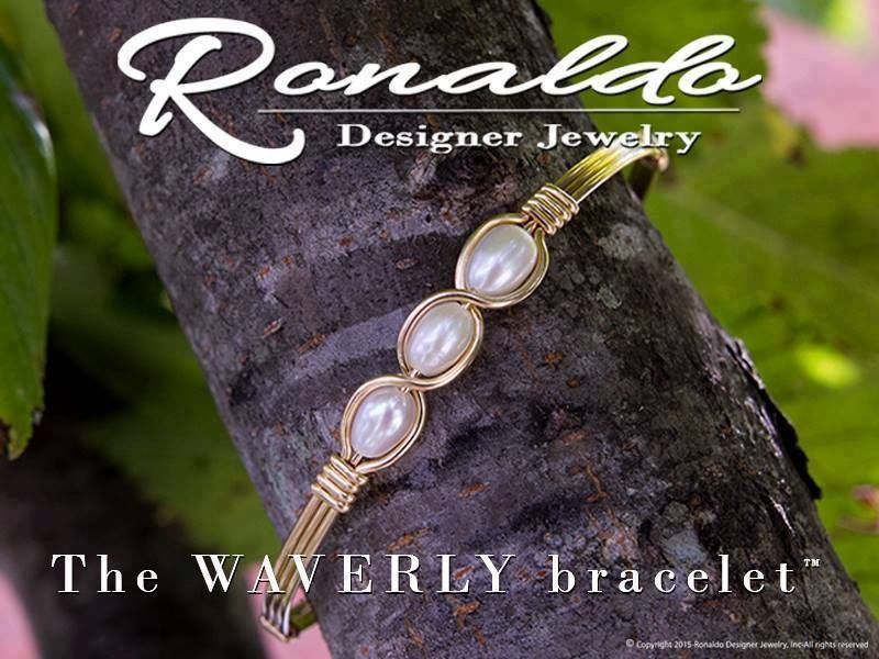 Ronaldo Designer Jewelry the Waverly Bracelet Weekend Specials
