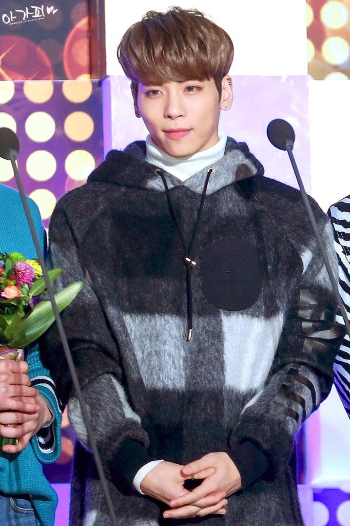 Jonghyun 25th Seoul Music Awards January 14th 2016 Jonghyun Shinee Seoul Music Awards