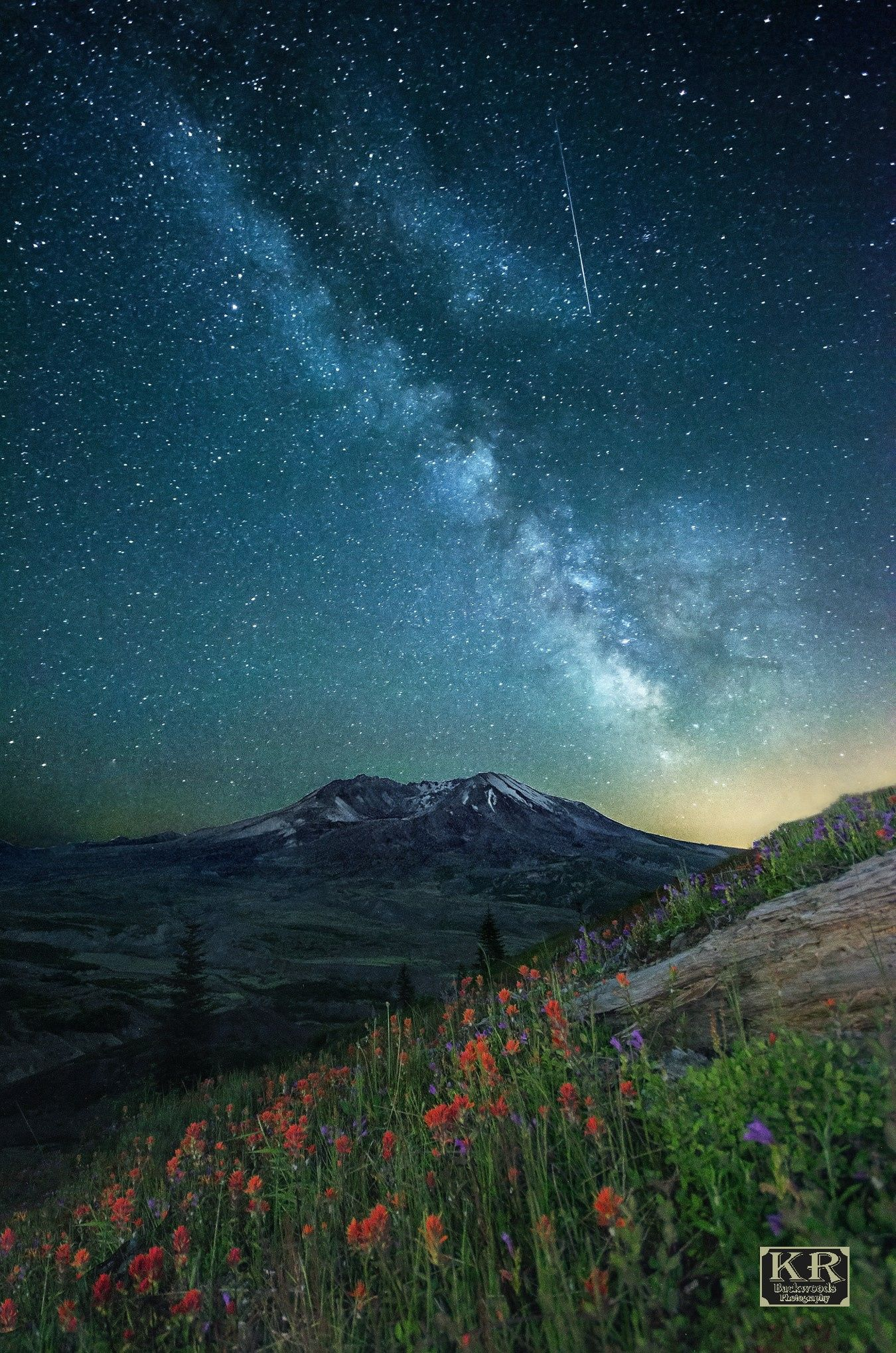 Wish Upon A Star By Kevin Russell On 500px Nighttime Sky Photo Scenery