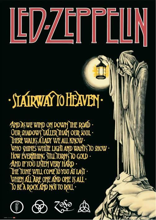 Led Zeppelin Stairway To Heaven The Most Beautiful Song My All