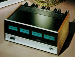 Dynaco Stereo 300 / QSA300 Power Amplifier. 4channel