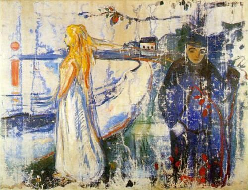 Separation - Edvard Munch
