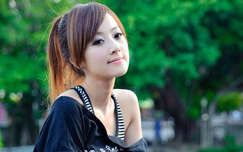 Cute Taiwanese online auction model Mikako Zhang Kaijie (Guo Zi MM) (13)