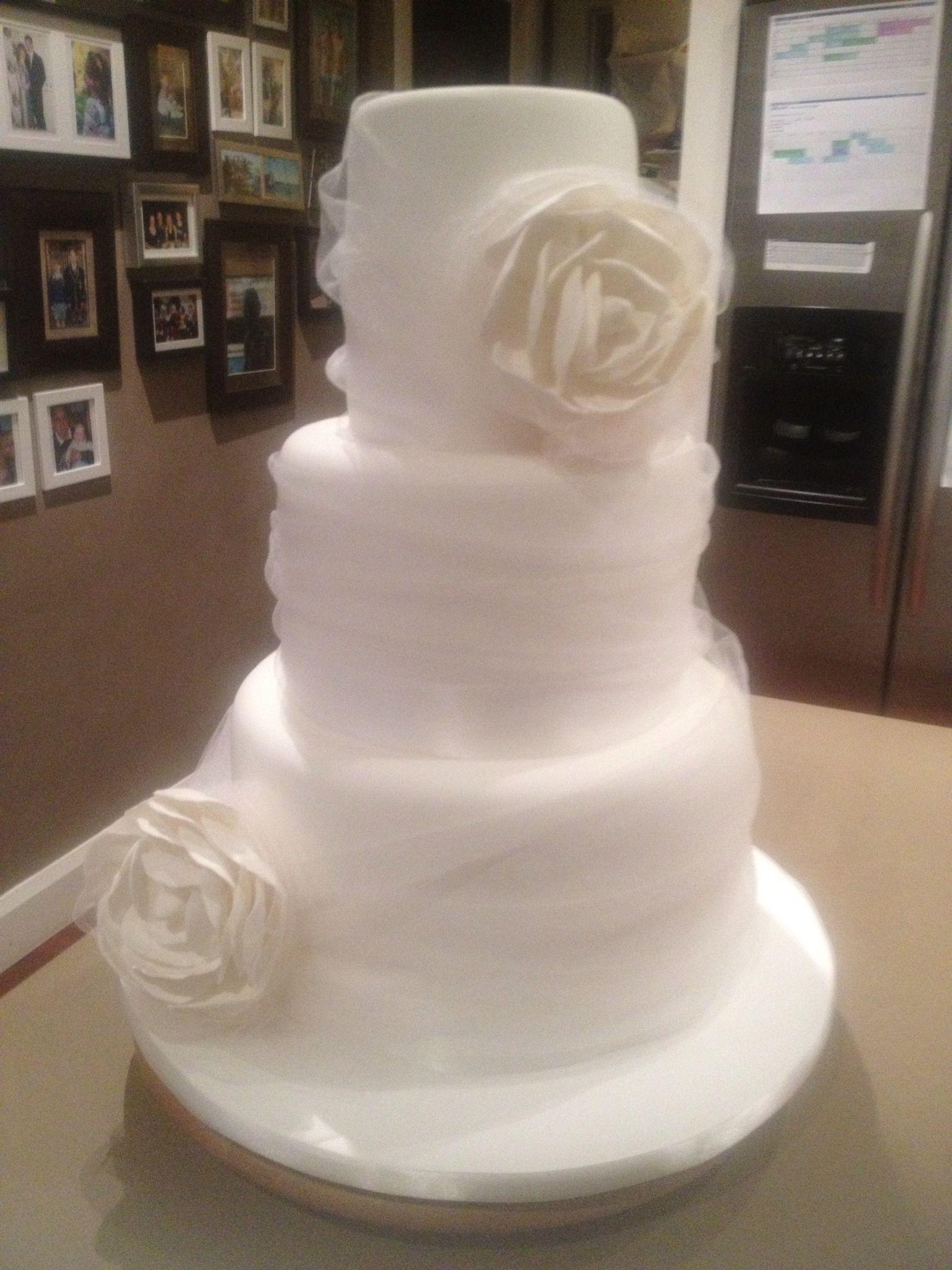3t mariana cake white hoec