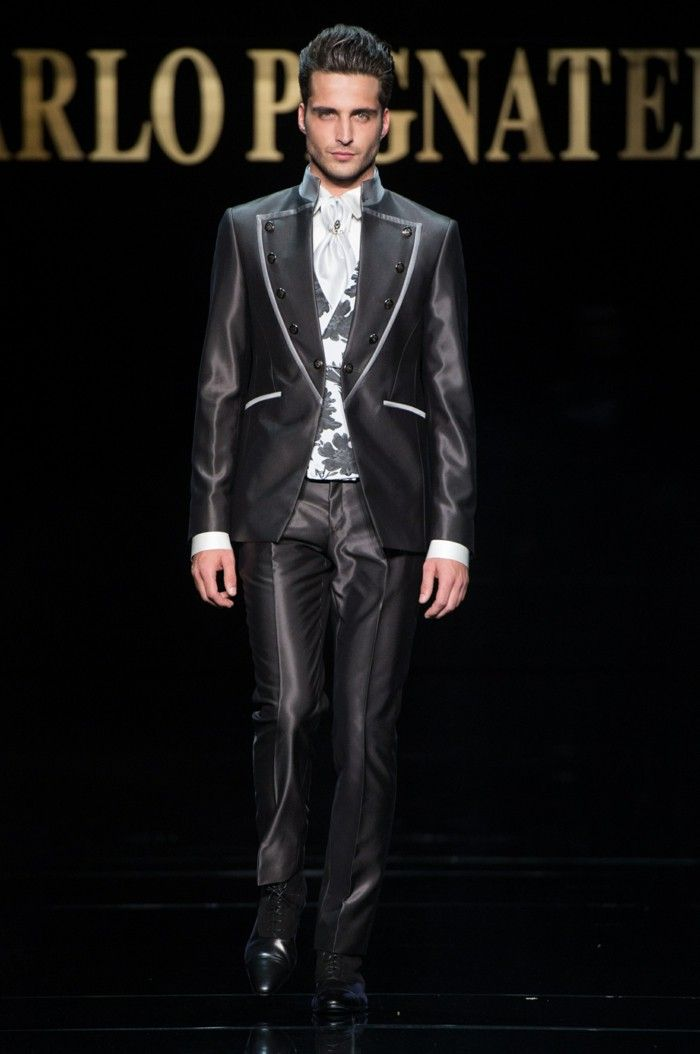 Groom Fashion 2016 15 Haute Couture Outfits For The Fashion Conscious Man Haute Couture Outfits Wedding Suits Men Menswear