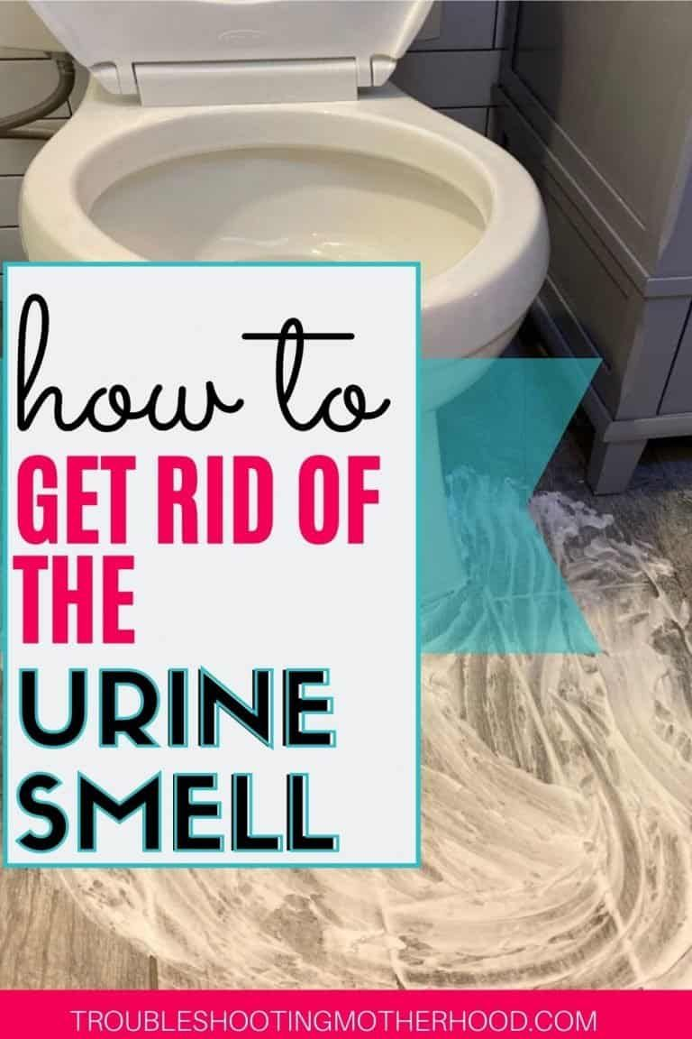 Get Rid Of The Urine Smell In Your Bathroom For Good In 2020 Remove Urine Smell Boy Bathroom Smell Bathroom Cleaning