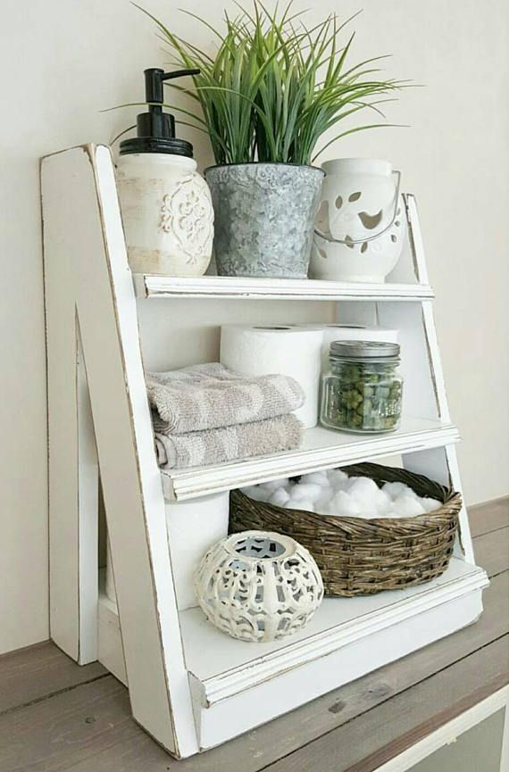 Tiered Ladder Shelf Small