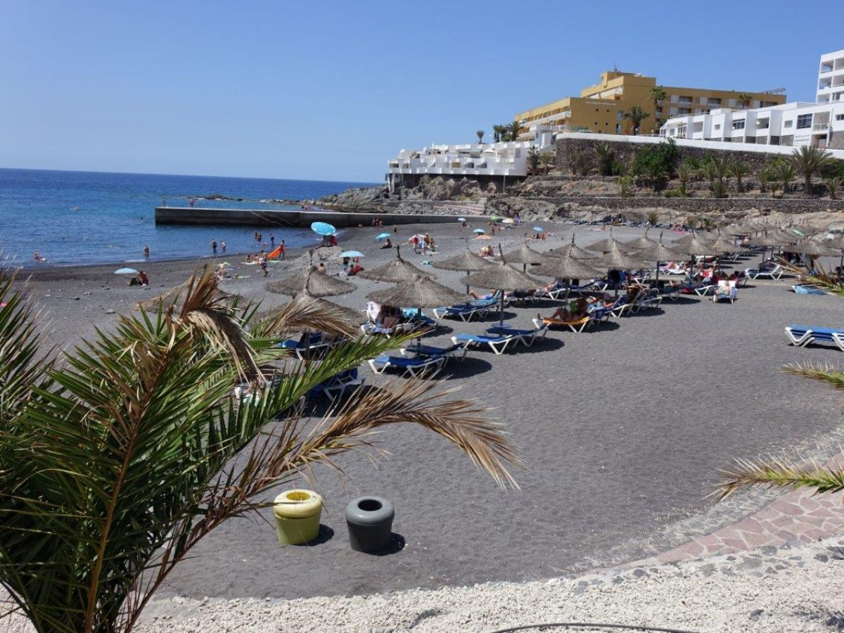 Playa De Ajabo Callao Salvaje Tenerife Teneriffa Ferienhaus Am Strand Ferien