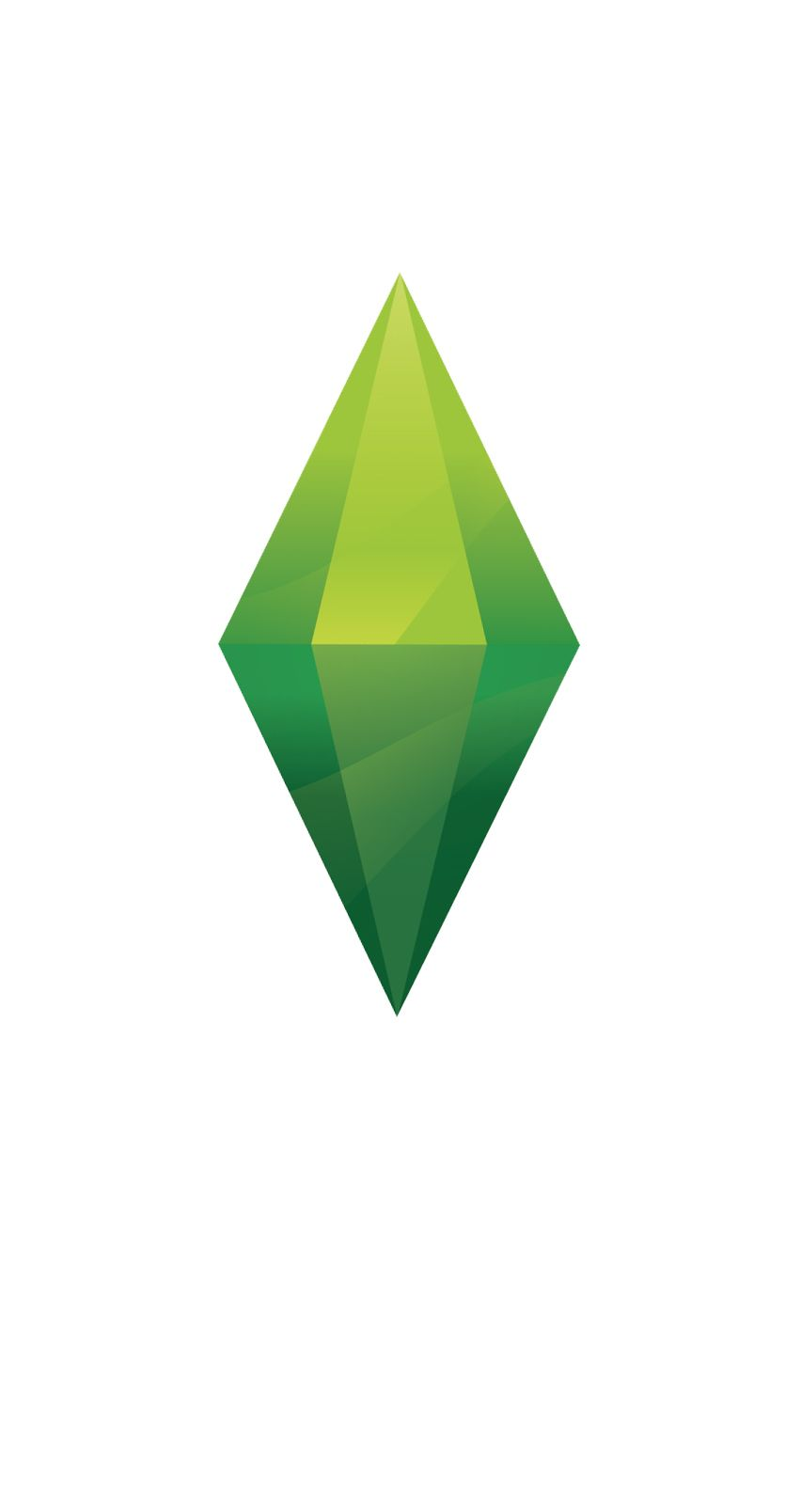 Plumbob Thesims Iphone 4 5 6 Wallpaper Check Out More
