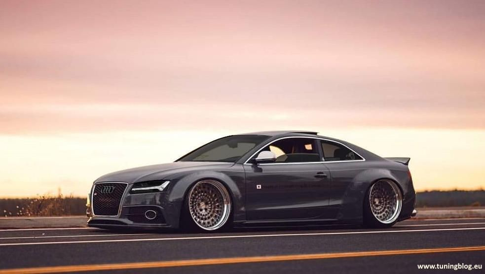 audi a5 s5 liberty widebody coupe rs6 headlights tuning 2. Black Bedroom Furniture Sets. Home Design Ideas