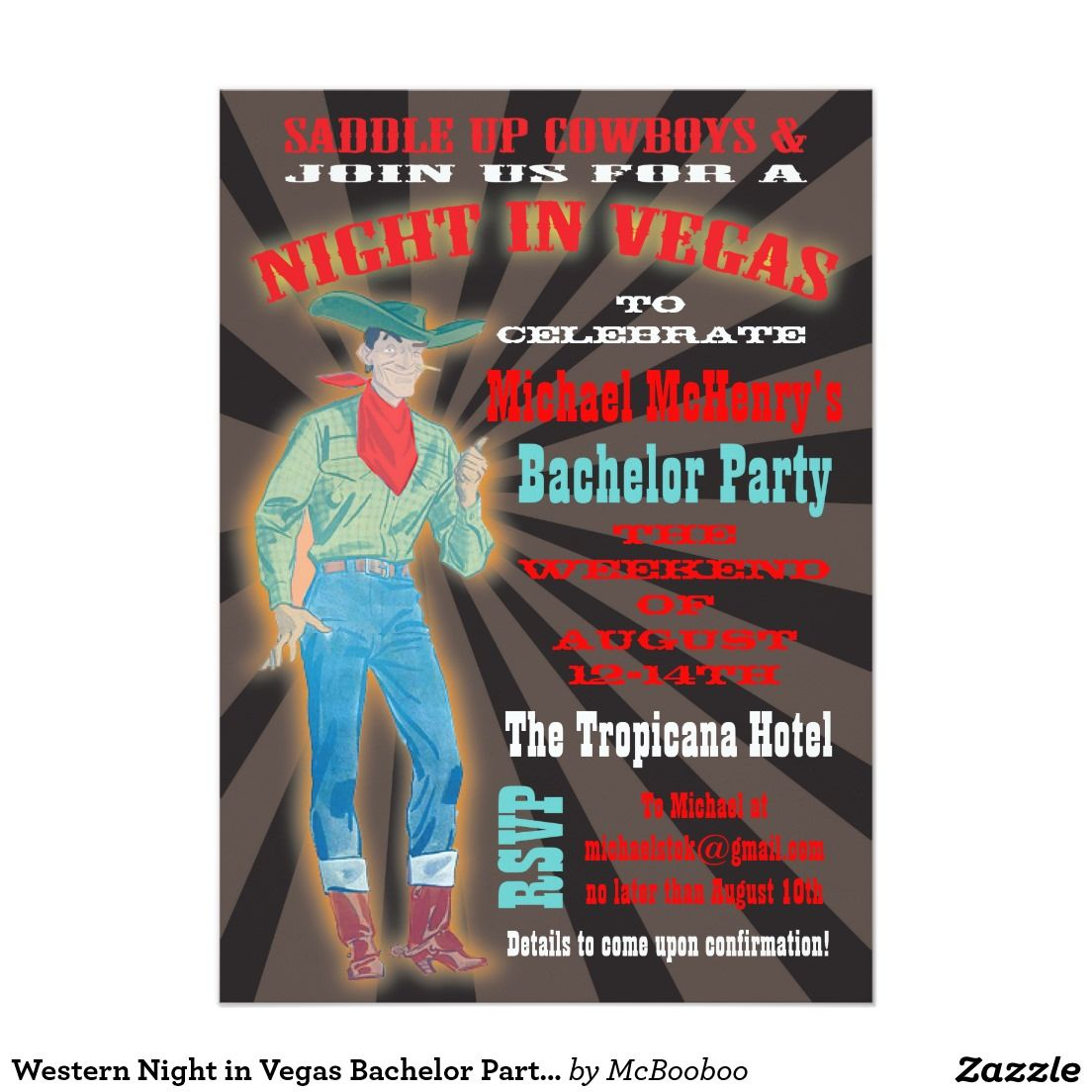 Perfect Bucks Party Invites Pictures - Invitations and Announcements ...