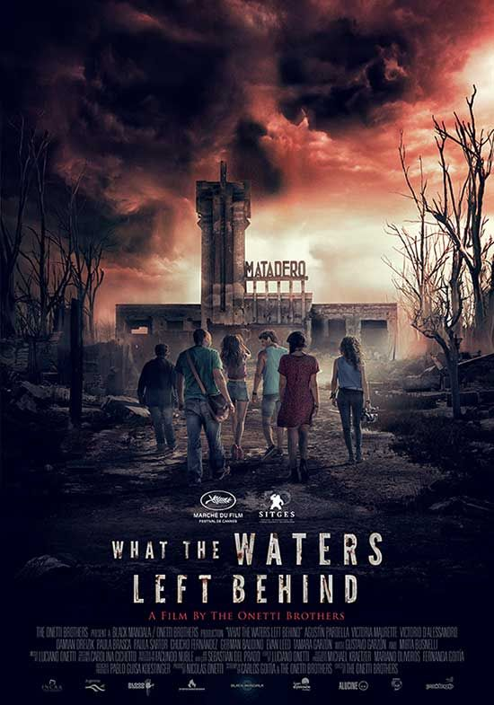 Film Review What The Waters Left Behind 2017 Filmes De Terror