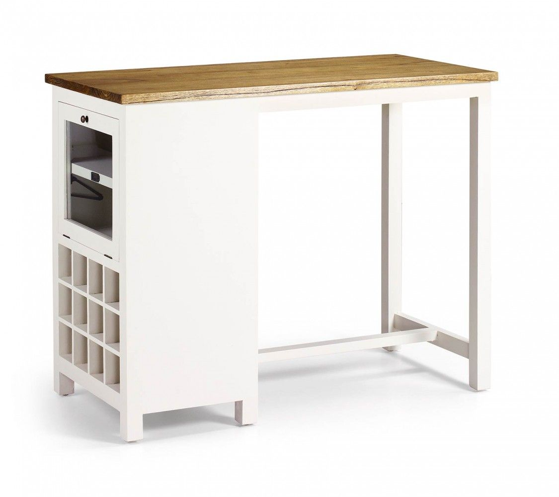 Meuble Bar Separation Cuisine  Meuble bar, Table de bar en bois