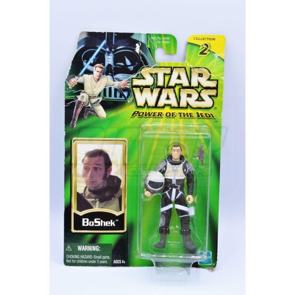 Jango Fett Sneak Preview 2001 STAR WARS Power of the Jedi POTJ MOC
