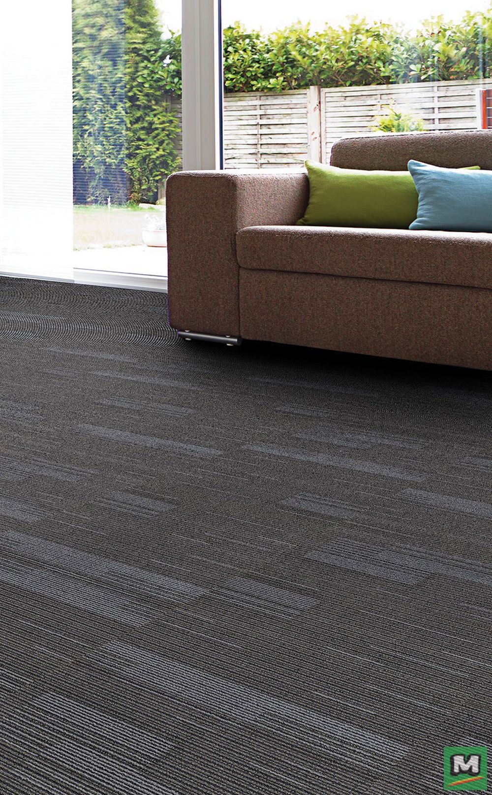 Transform the look of an entire room with UTile™ Loft