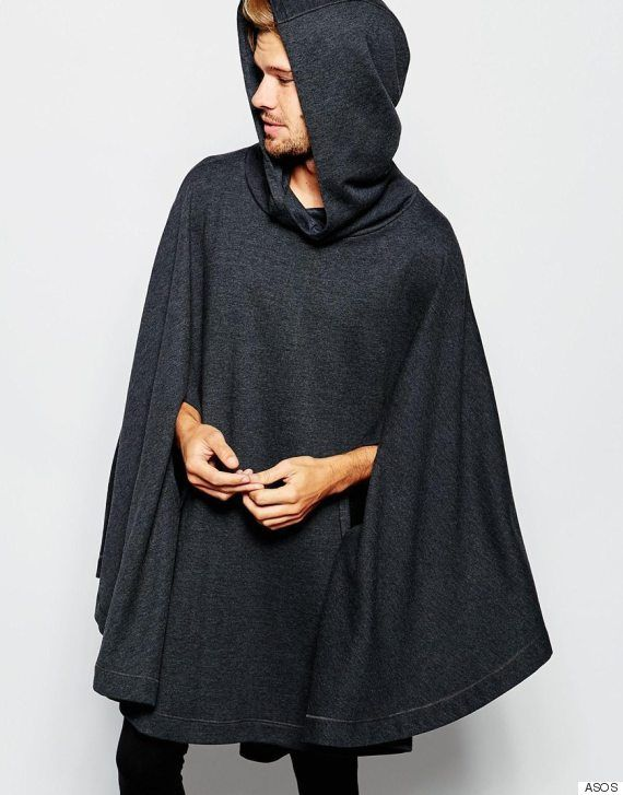 ASOS Are Selling This Man Cape So You Can Lounge Like A Boss 15ff5746b81