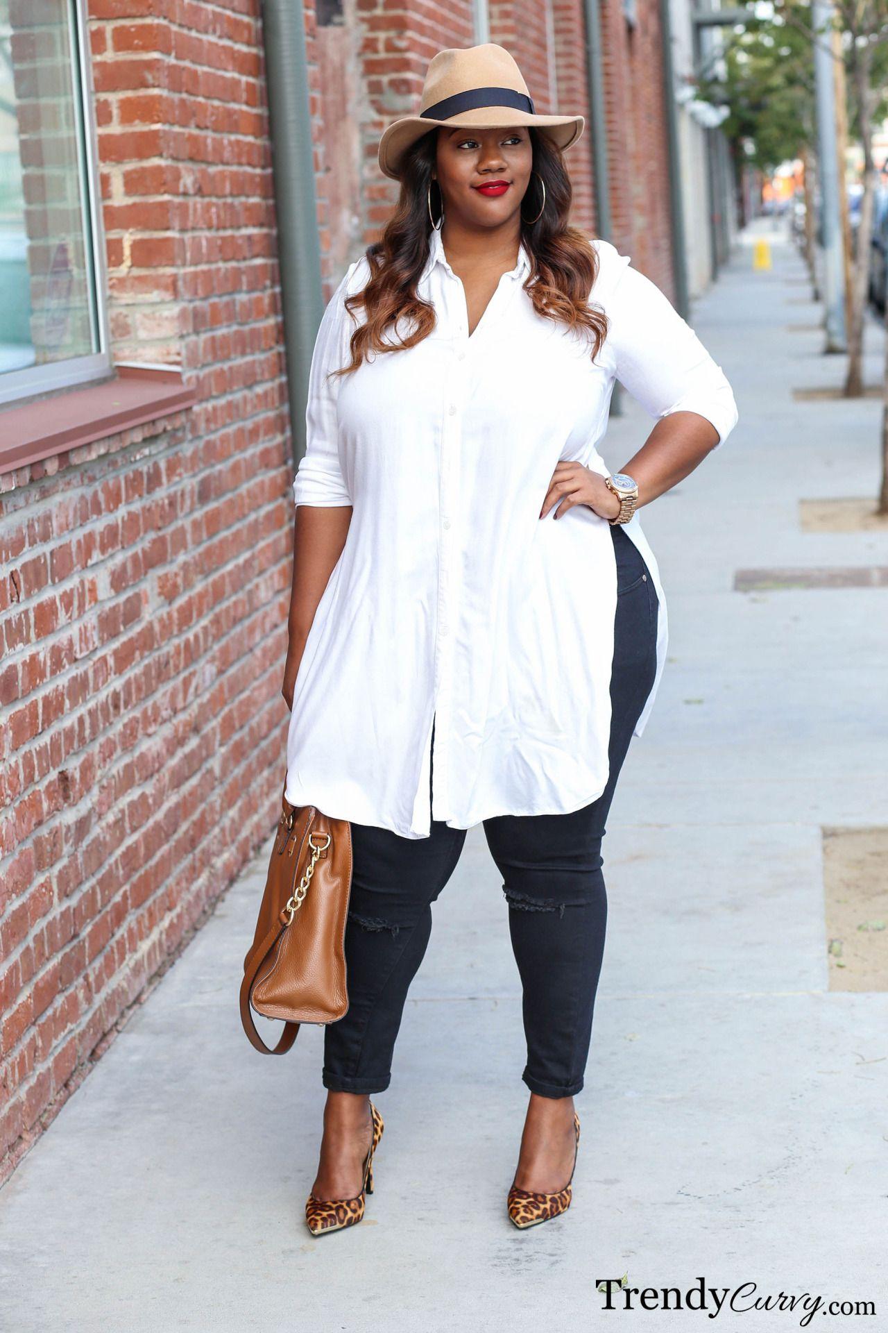 Trendy Fashion Blog: Plus Size Fashion & Style Blog