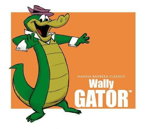hanna barbera wally gator | Wally Gator, Hanna Barbera Classics - $ 150.00 en MercadoLibre