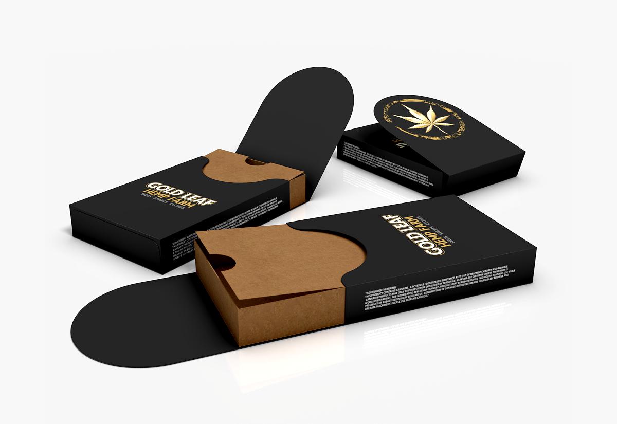 Pin on custom printed box
