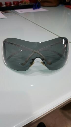 746c8ec65f Gafas tipo máscara marca versace. Originales Wallapop. Gana dinero y  encuentra oportunidades cerca de