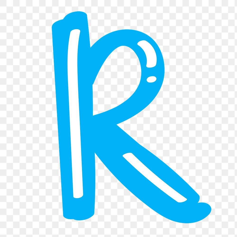 Letter R Hand Drawn Png Typography Free Image By Rawpixel Com Aum How To Draw Hands Letter R Free Png