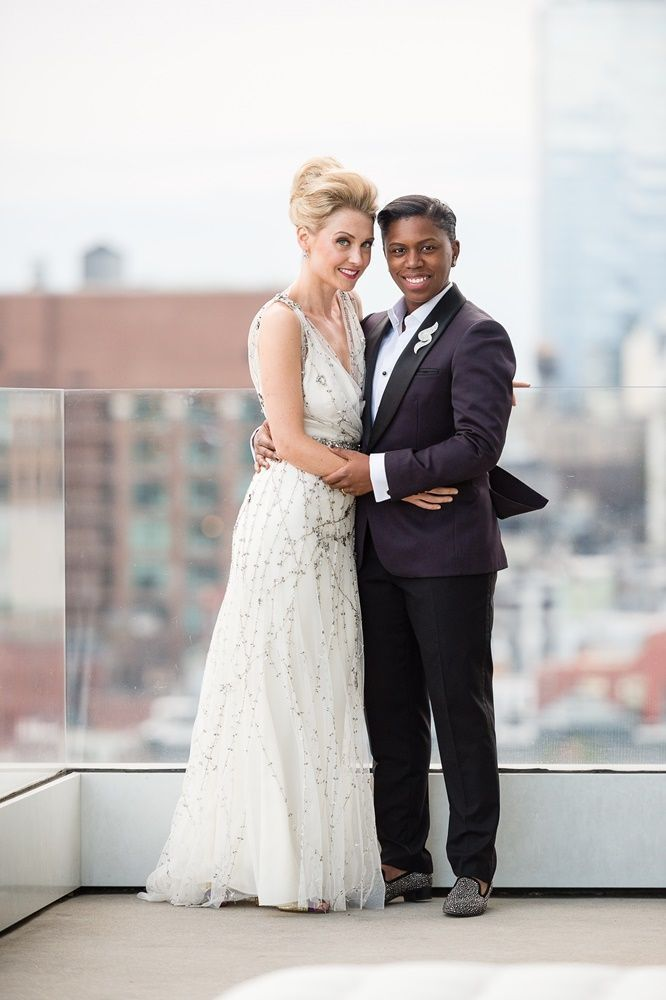 c5ada95a4 When There Are Two Brides – Options for Lesbian Bridal Attire ...