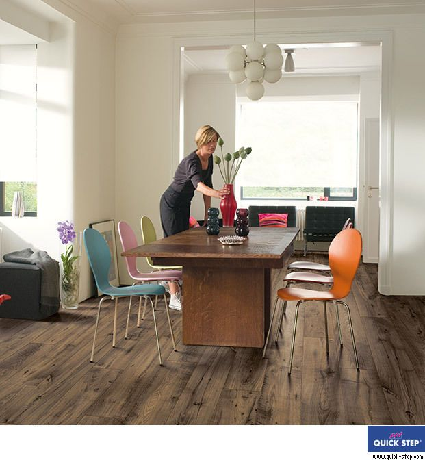 Quickstep Perspective Wide 4v Chestnut Brown Ufw1544 Laminate