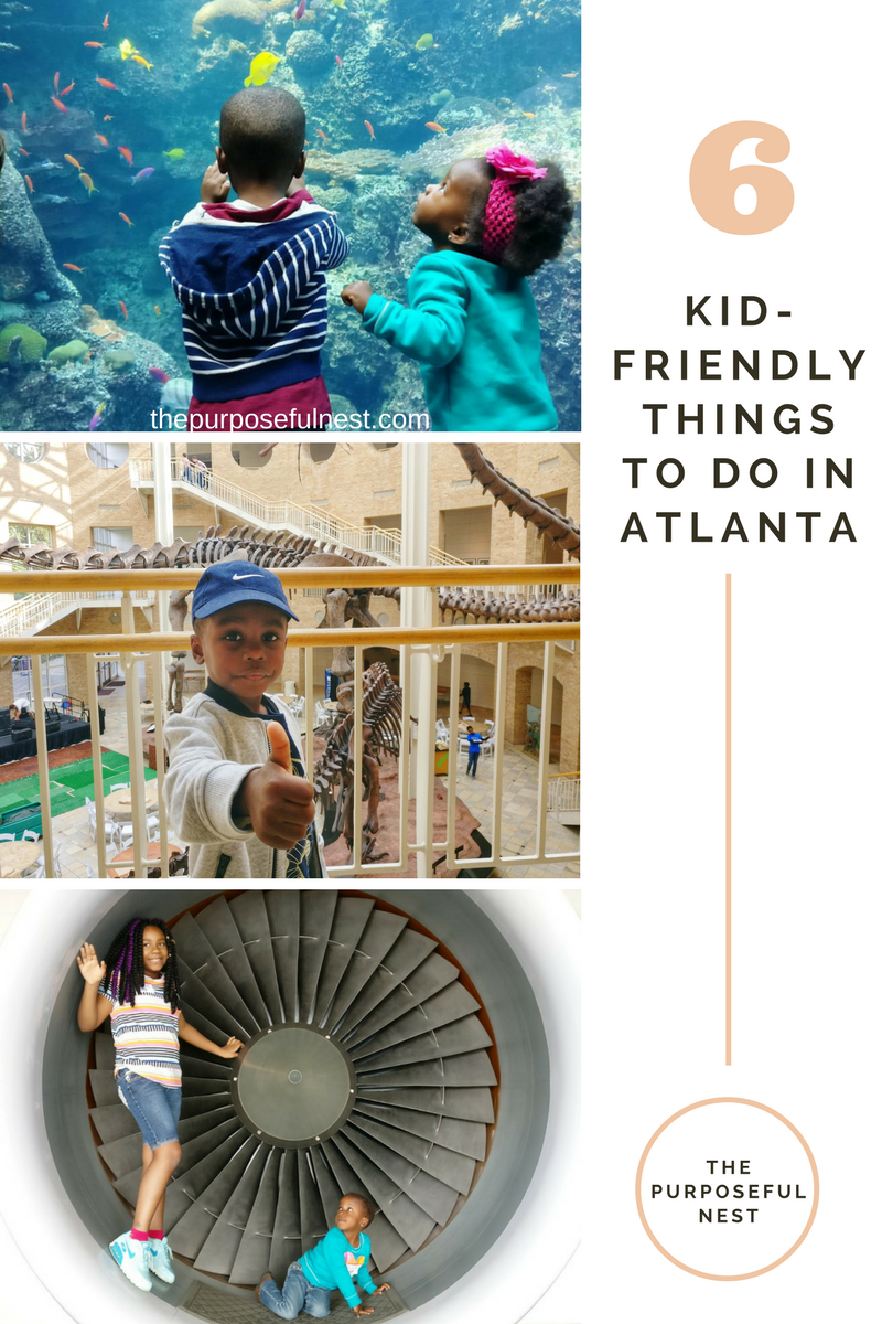 6 Kid Friendly Things To Do In Atlanta Travel Fun Places For