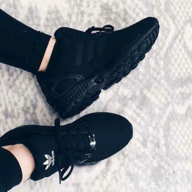 adidas zx flux gold negras