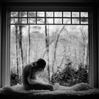 sheltered by windows