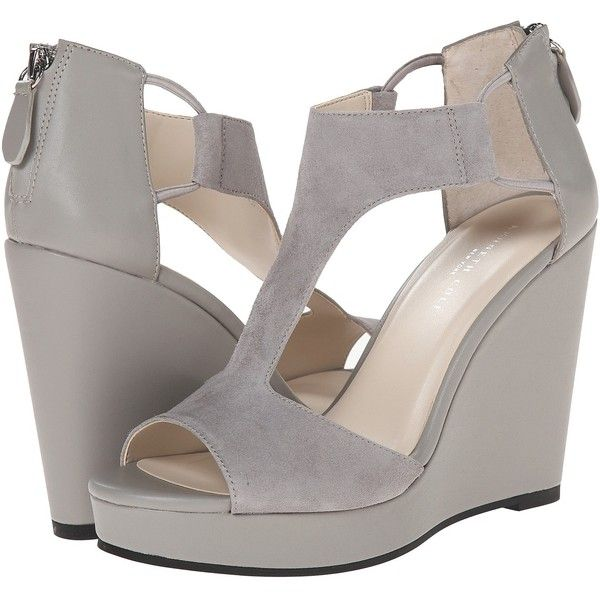 Kenneth Cole New York Hayley Women's Wedge Shoes, White