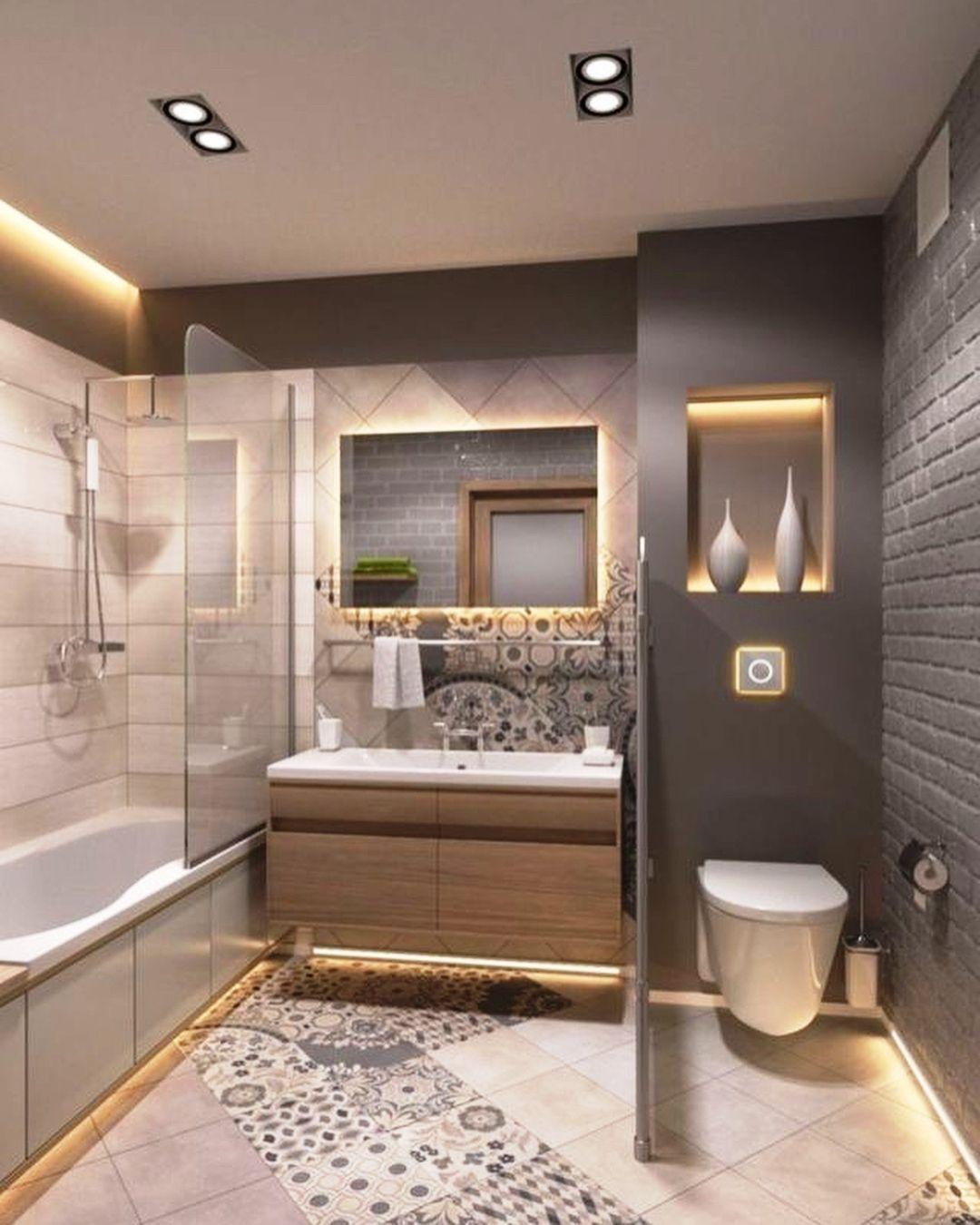 upgrade your house with modern minimalist bathroom design ideas rh pinterest com