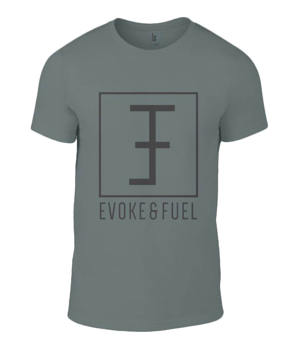 New in Evoke & Fuel Mens..., make sure to come check us out! http://evokeandfuel.com/products/anvil-fashion-basic-t-shirt-e-f?utm_campaign=social_autopilot&utm_source=pin&utm_medium=pin