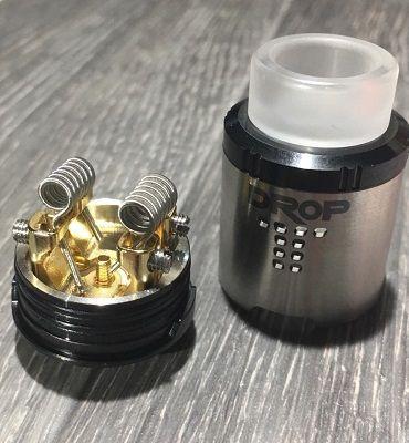 Digiflavor Drop RDA Tank Atomizer   Vaping mode's