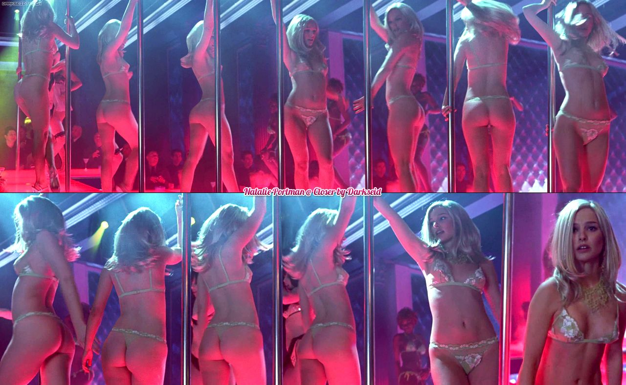 Natalie Portman Strips Naked For Jude Law