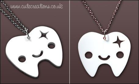 3a2722c7e9e0 diente collar. diente collar Tooth Necklace ...