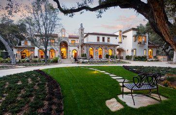 Montecito residence 2 mediterranean exterior santa barbara lindsey adams construction - Residence de luxe montecito santa barbara ...
