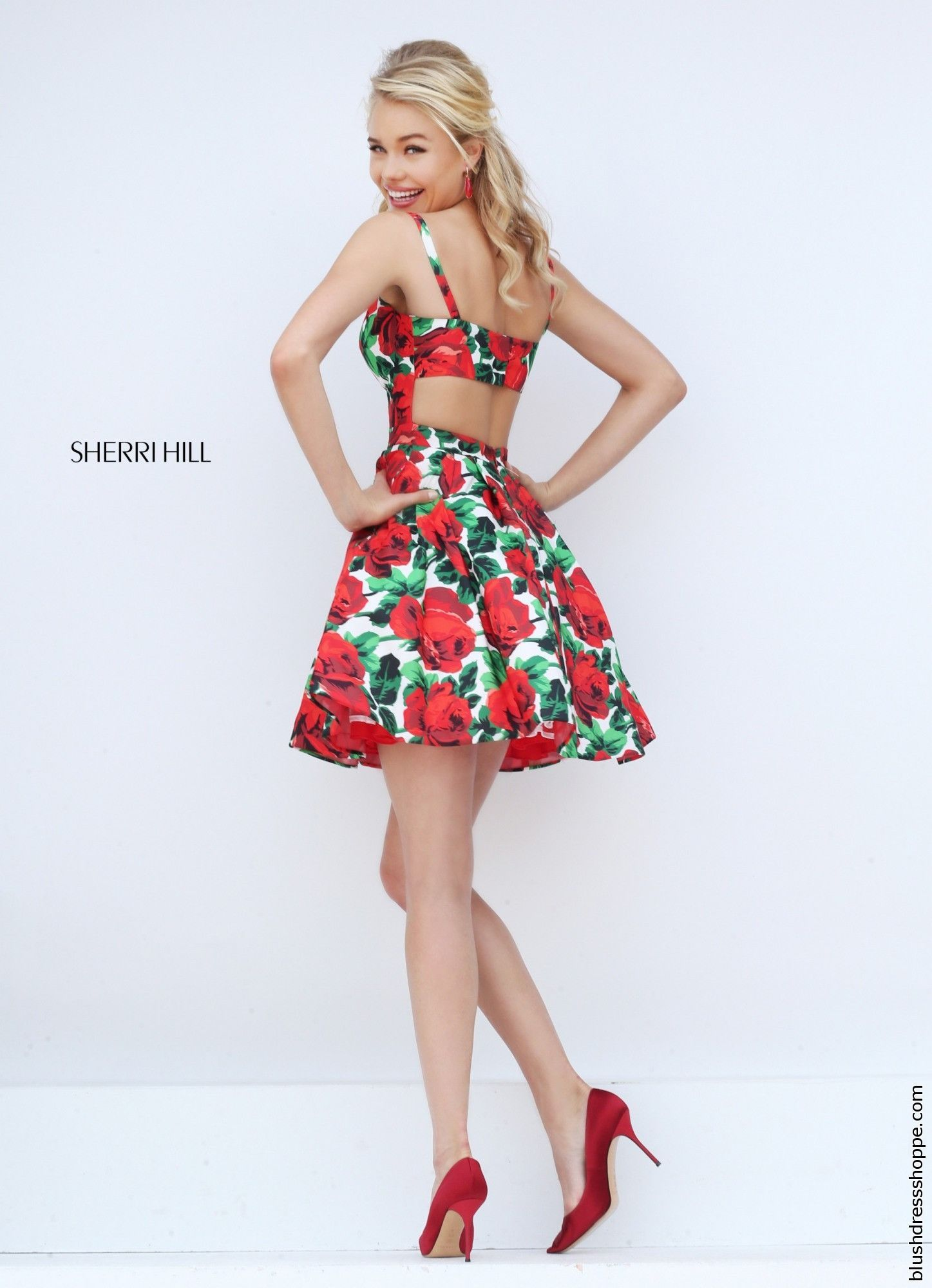 Sherri Hill 50444 | bello | Pinterest | Vestiditos, Vestidos de ...