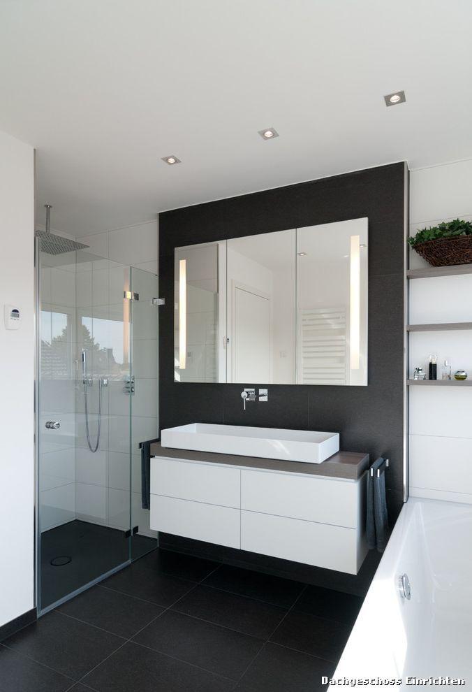 Moderne Badezimmer Farben und neutralefarbenrechteckige