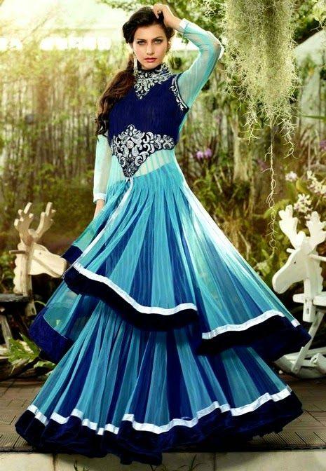 Utsav Style Most Loved Collection 2014 | Designer Cultural Dresses by Utsav Fashion - FASHIONPAB