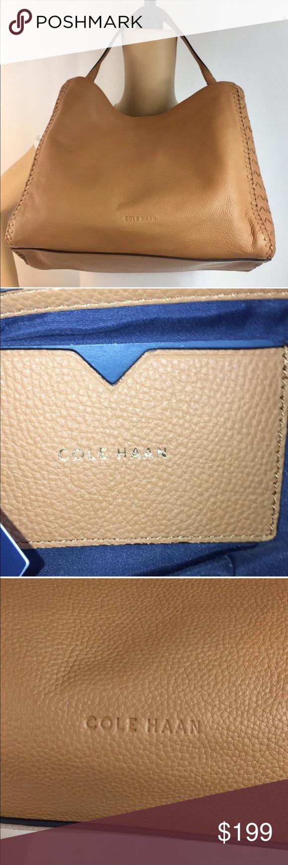 e7ed0265cf2bde Cole haan Dillan Leather Hobo Bag Brand new Cole Haan Dillan Hobo Shoulder  Bag. Rich