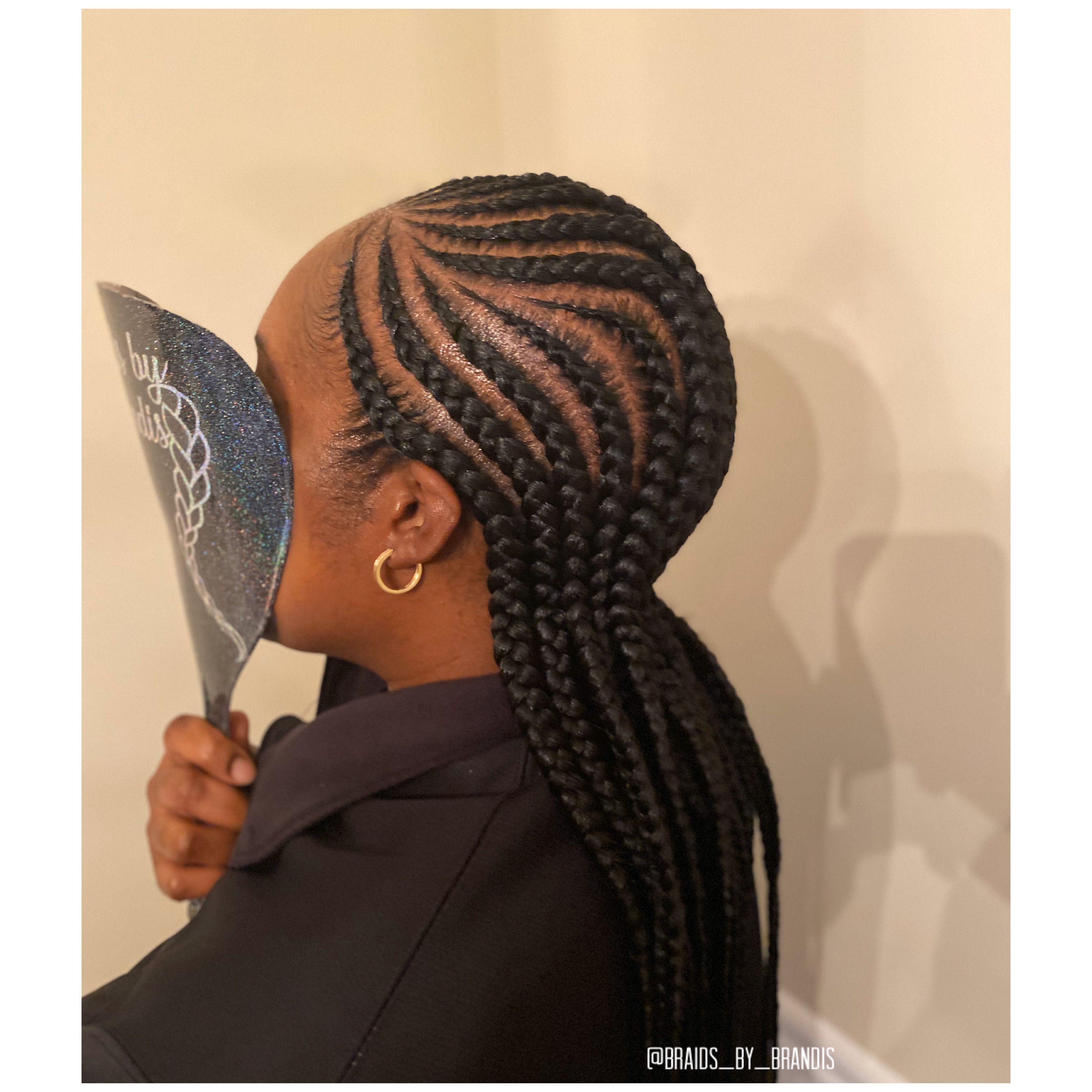 44+ Medium feed in braid ponytail ideas
