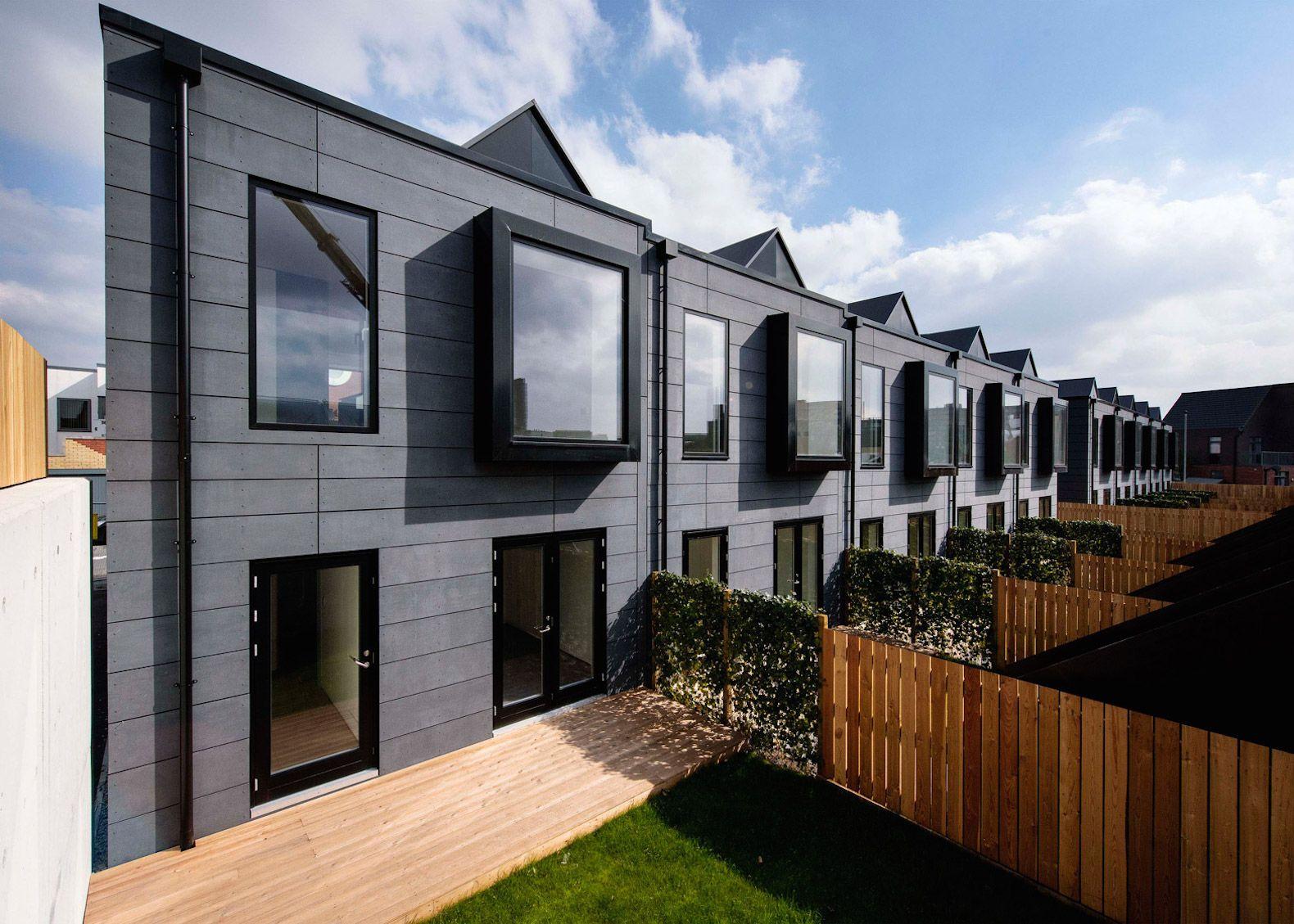 Image result for modern terraced housing | Urban housing ...