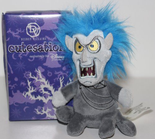 Disney Hercules Hades Disney Villains Cutesations Mini
