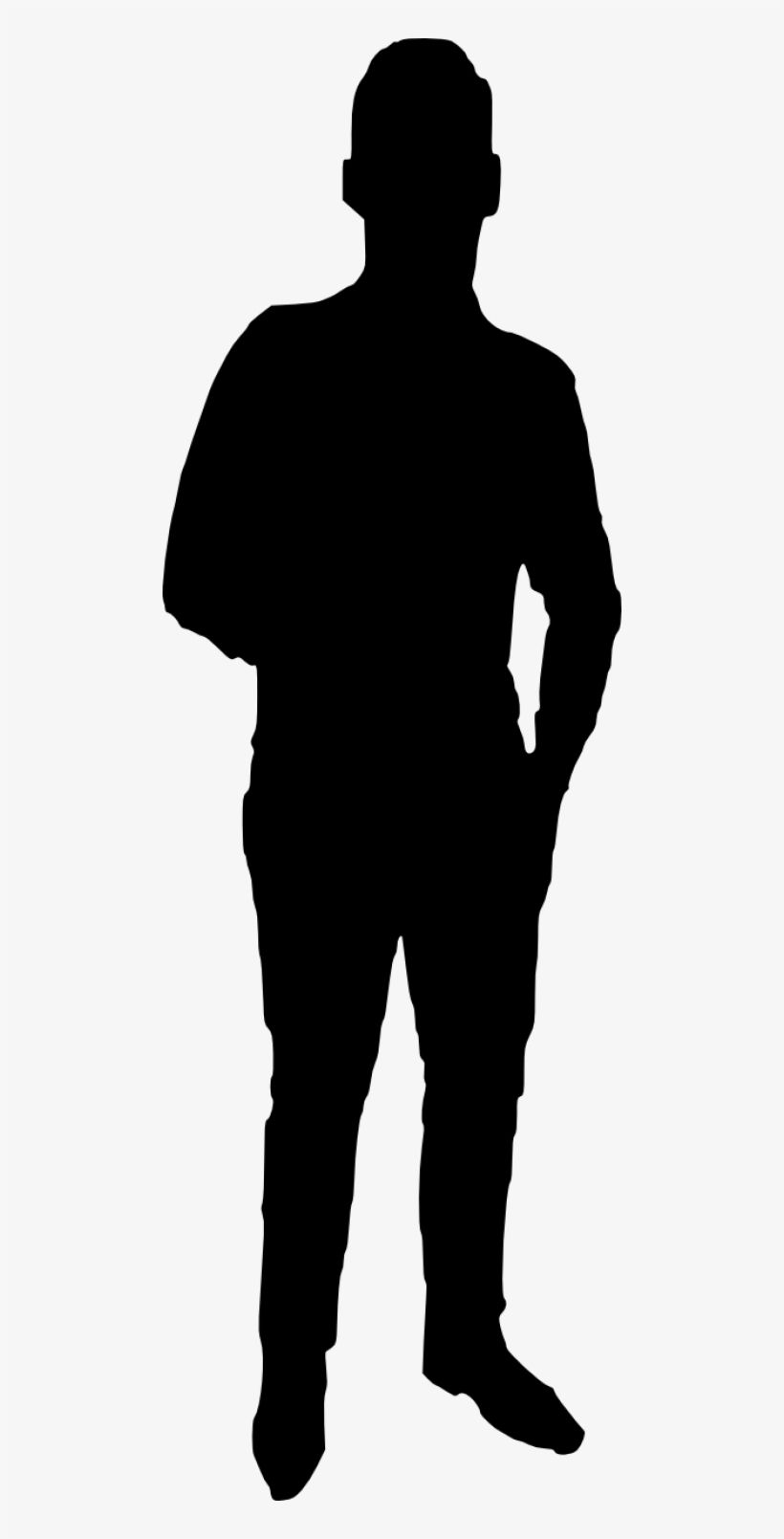 Google Image Result For Https Www Seekpng Com Png Detail 256 2568437 Free Png Man Silhouette Png Images Transparent Pers Silhouette Png Silhouette Png Images