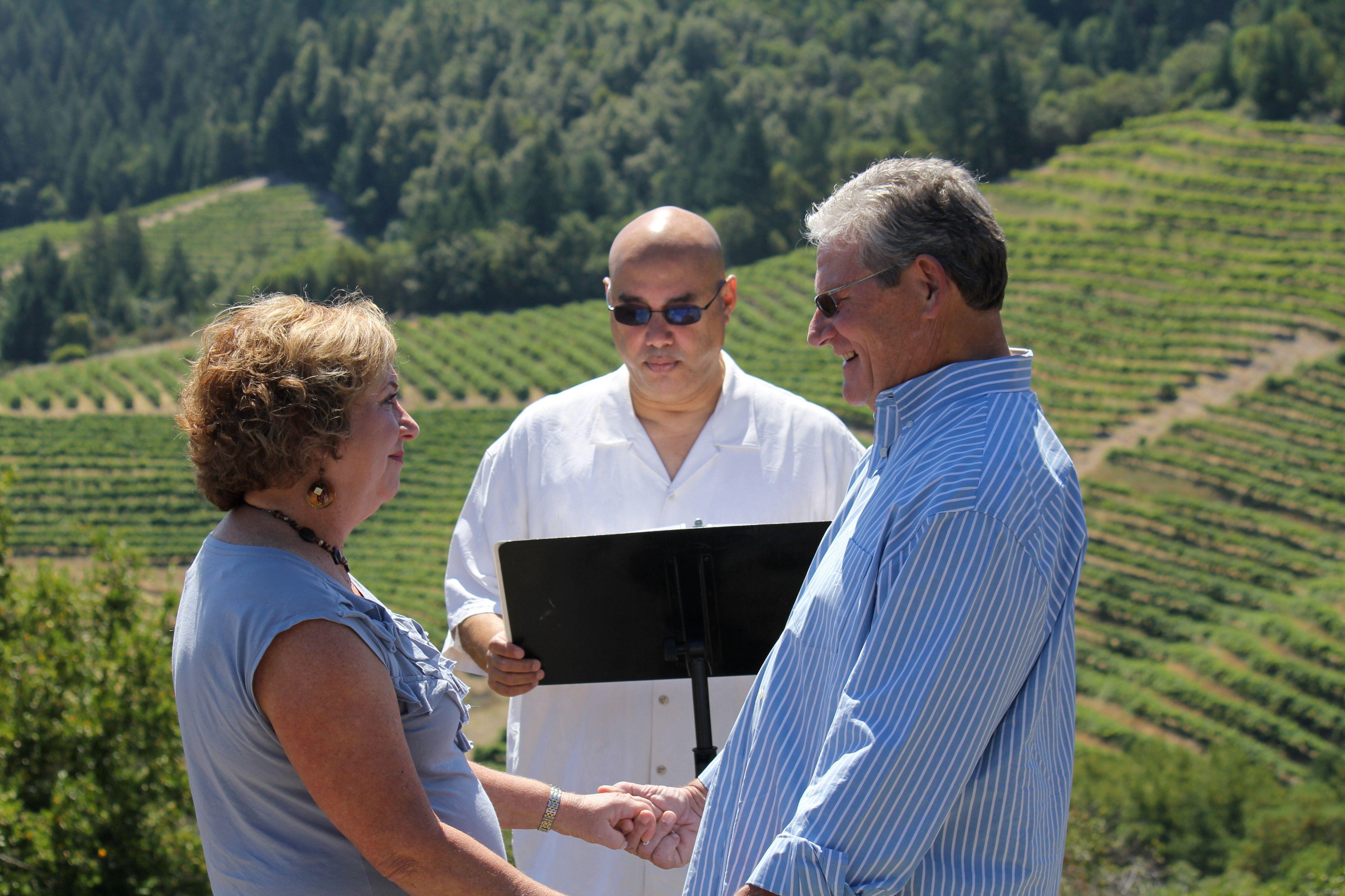 Tom Burgos Vow renewal ceremony, Vows, Christian wedding